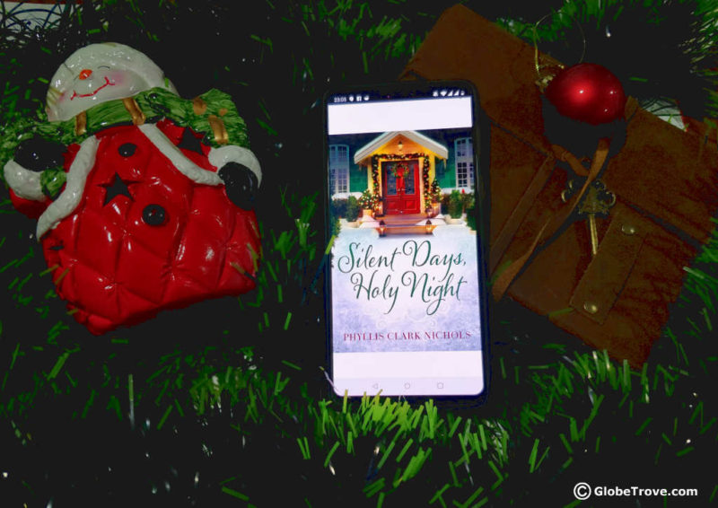 Silent Days Holy Night By Phyllis Clark Nichols