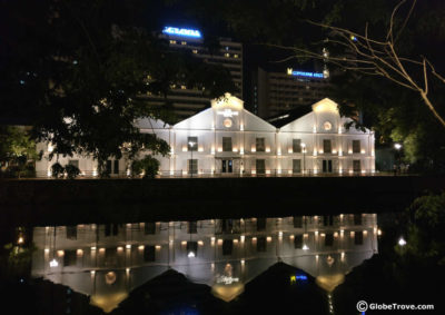 Things to do in Singapore on a rainy day