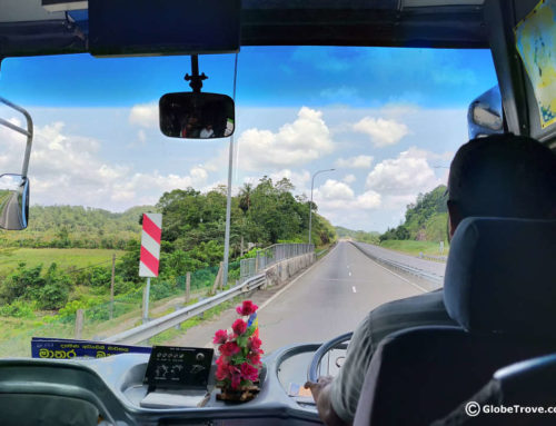 TRANSPORT IN SRI LANKA: Everything You Need To Know When Visiting