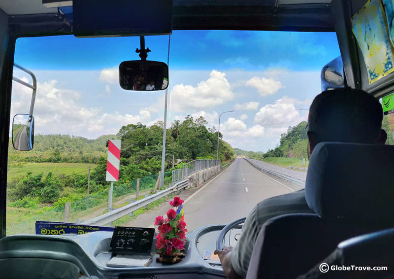 A detailed guide to transport in Sri Lanka