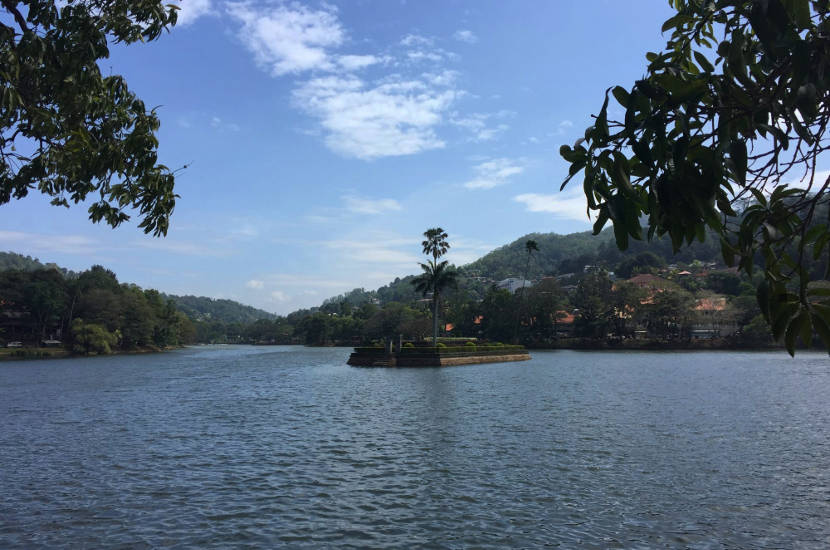 Kandy is another popular UNESCO World Heritage Site in Sri Lanka