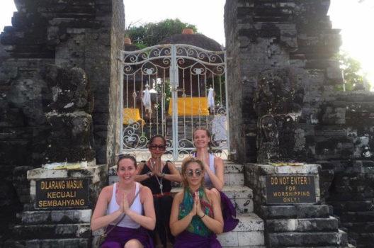 Hunting for waterfalls In Bali