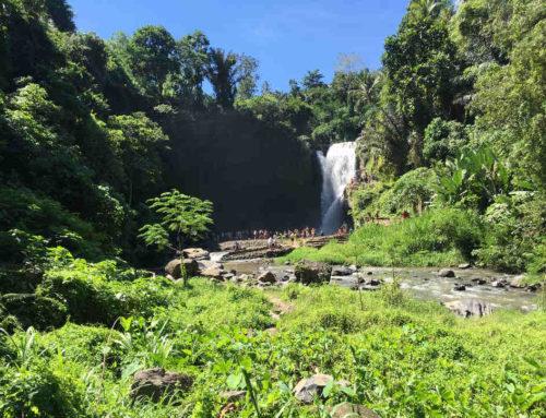 Tegenungan: Chasing A Waterfall In Bali
