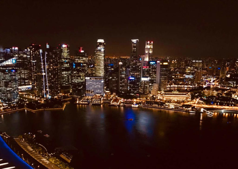 Amazing Rooftop Bars In Singapore