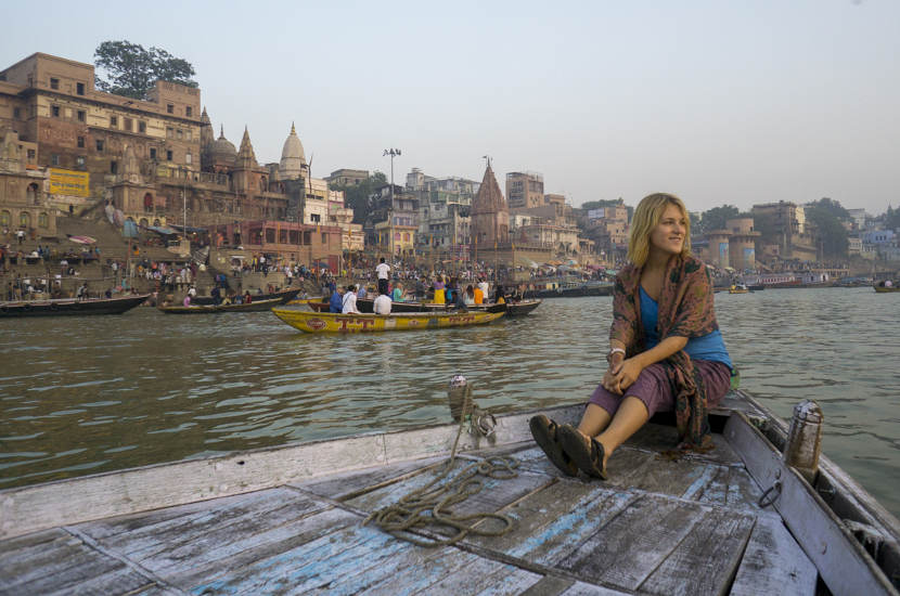 Varanasi should be part of your one month itinerary of north India