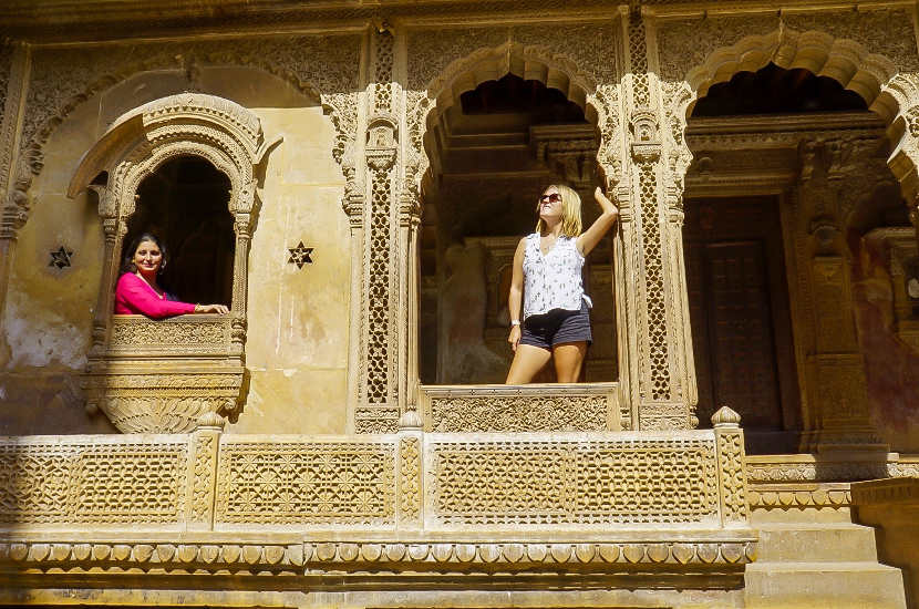 Jaisalmer should be part of your one month itinerary of north India