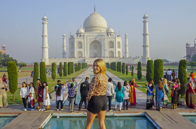 Taj Mahal should be part of your one month itinerary of north India