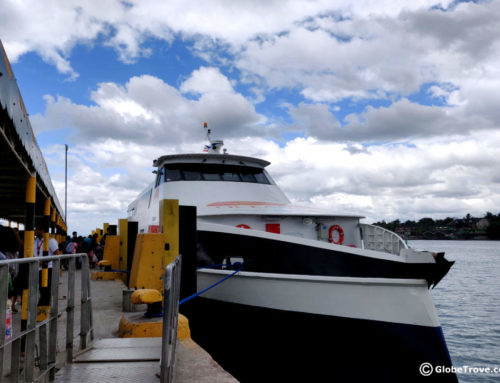 Getting From Bohol To Cebu City By Ferry Was An Experience