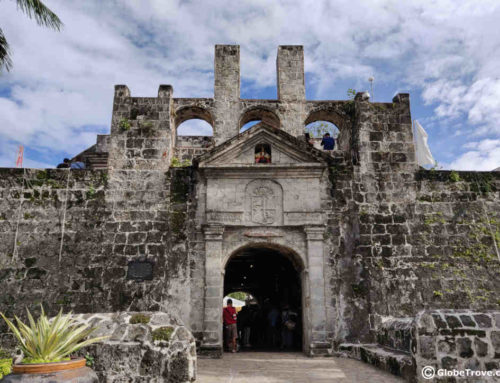 Fort San Pedro: Exploring Cebu City's Spanish Fortress