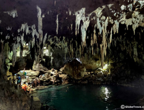 Hinagdanan Cave: A Quick Stop On The Way To Alona Beach