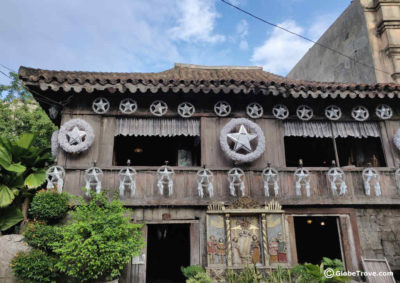 Yap Ancestral House in Cebu City