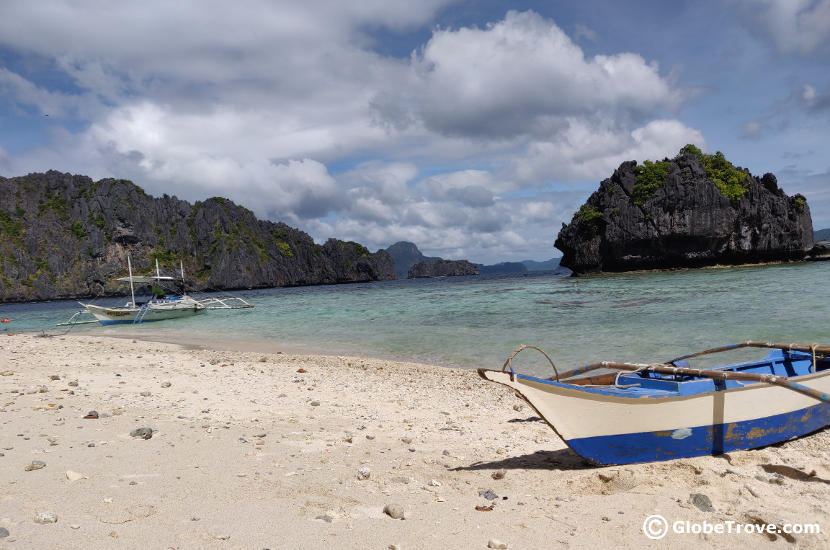 Tour A in El Nido