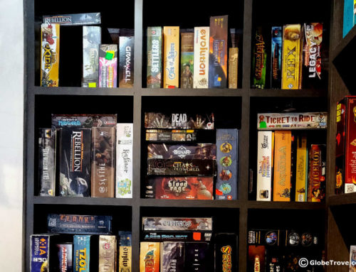 Searching For Board Games In Brunei
