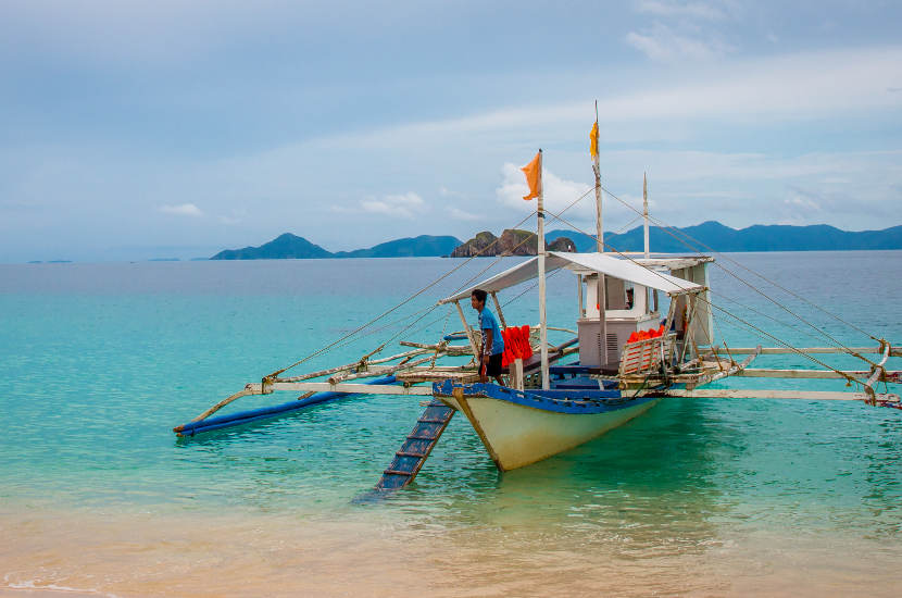 Considering Philippines as an option in your list of babymoon destinations in Asia, Bret &Mary suggest considering Coron.