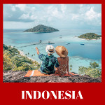 Indonesia made it to our list of babymoon destinations in Asia
