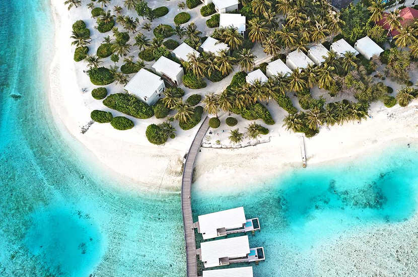 If you are thinking of Maldives as one of your options for babymoon destinations in Asia, Christine suggests considering Kadooma Fushi.