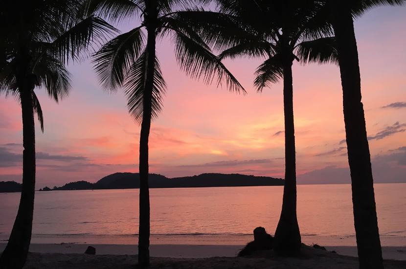 Have you added Langkawi to your list of babymoon destinations in Asia? Sally definitely thinks you should!