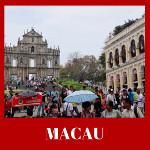Macau is a great babymoon destination in Asia