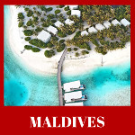 Maldives made it to our list of babymoon destinations in Asia