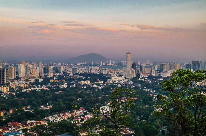 Marco talks about why Penang island is one of the best babymoon destinations in Asia.
