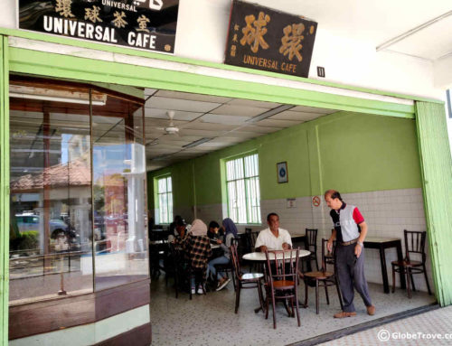 Universal Cafe In Seria: The Best Local Breakfast This Side Of Brunei