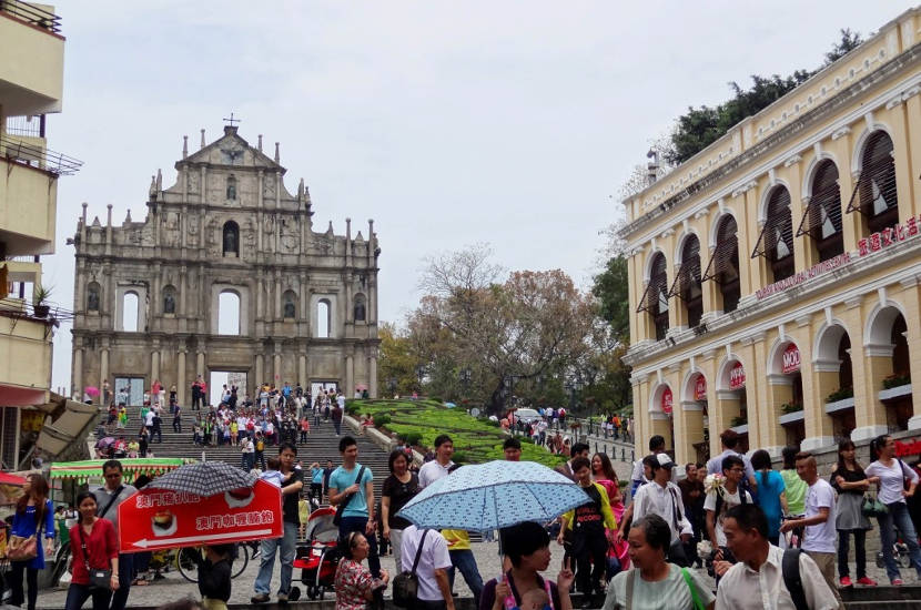 Macau was added to our list of babymoon destinations in Asia by Chris.