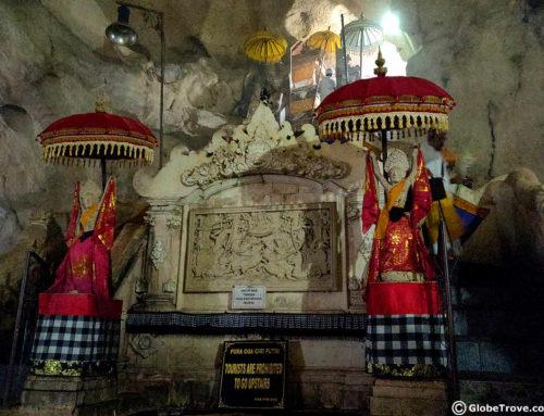 Goa Giri Putri Temple In Nusa Penida