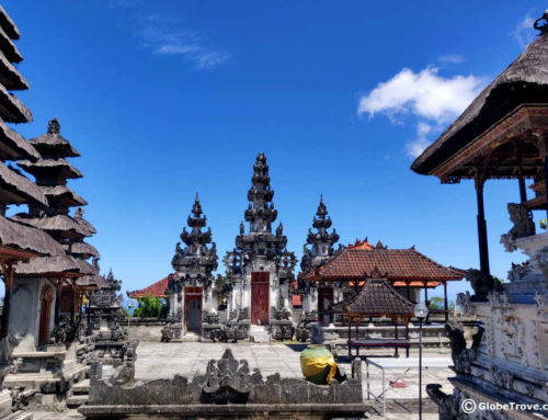 Pura Tunjuk Pusuh: Visiting The Temple In The Hills