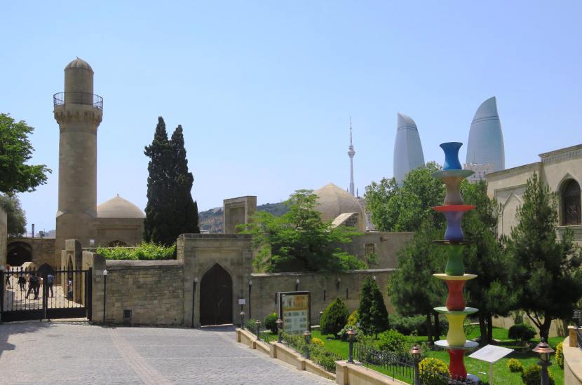 Baku - GlobeTrove